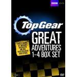 Top Gear - The Great Adventures 1-4 [DVD] [2011]